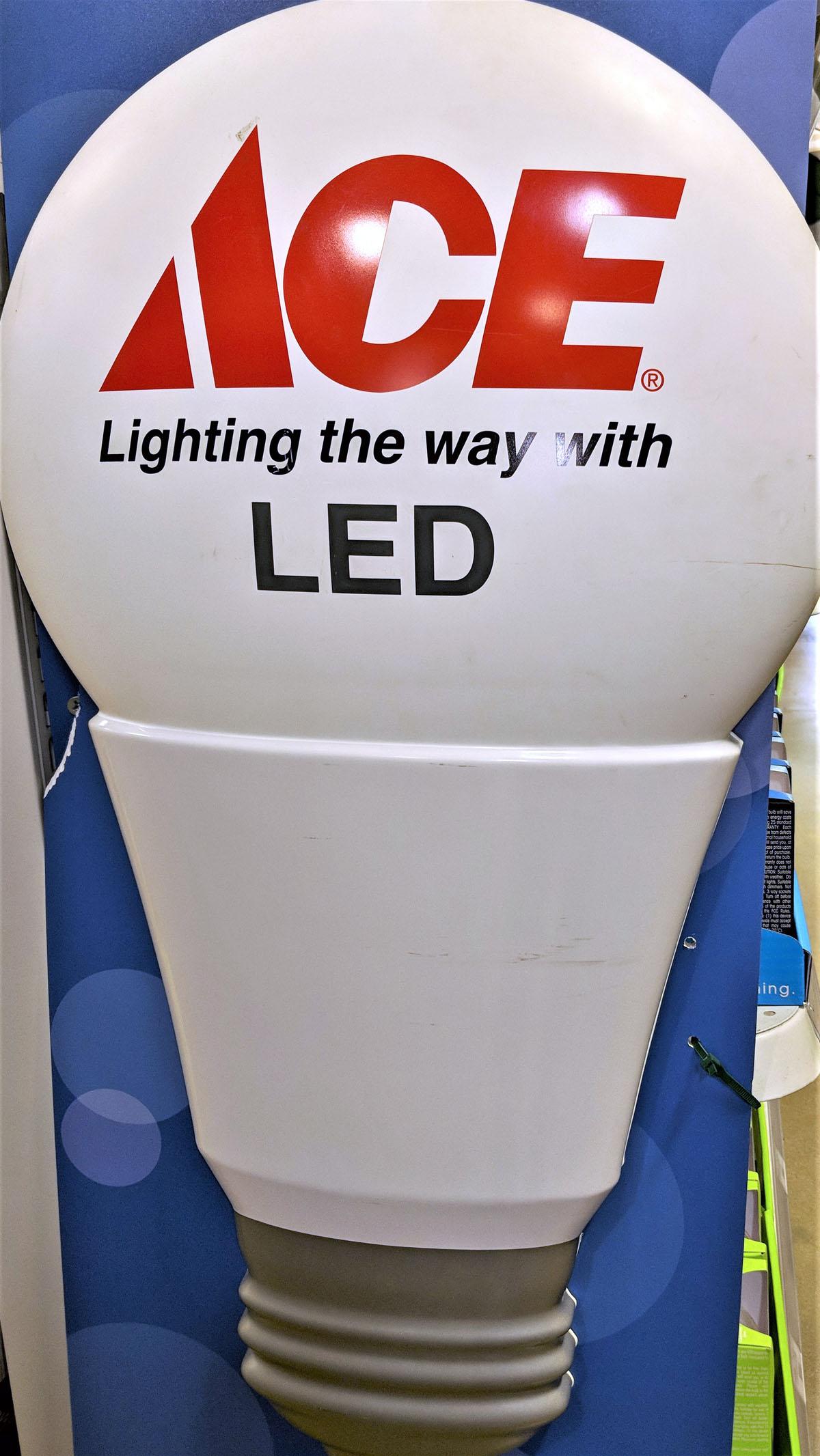Ace Hardware Fluorescent Light Fixtures